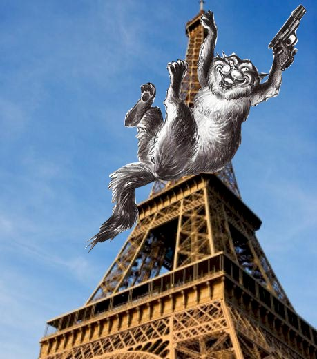 Behemoth conquers France