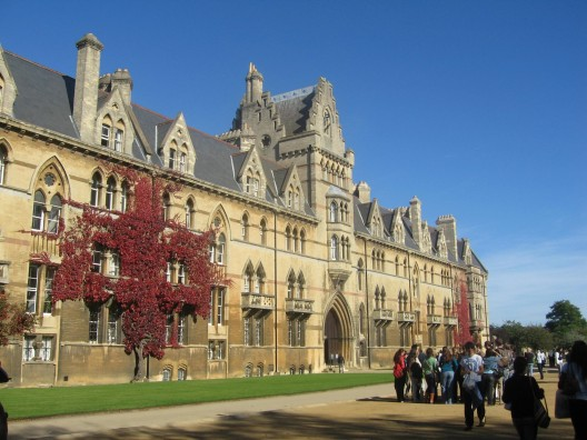 Oxford University Summer School for Adults
