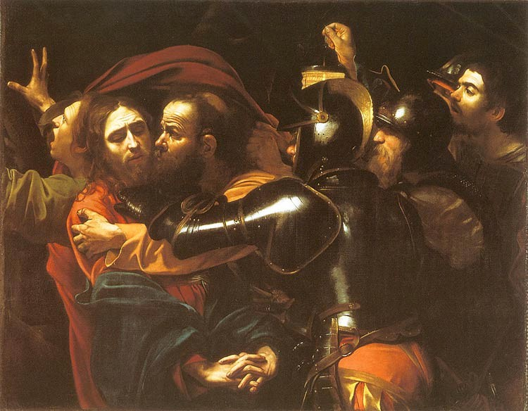 Caravaggio - De Judaskus