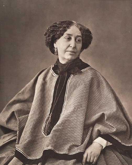 Georges Sand (Amandine Dupin)