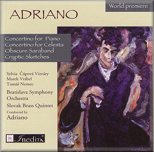 Adriano - Obscure Saraband