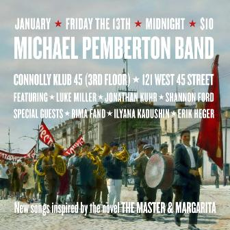 The Michael Pemberton Band