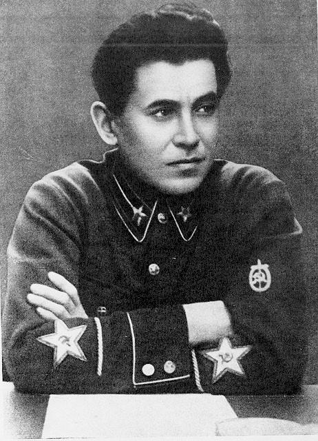 Soviet Officer Purge Soviet And Officers
