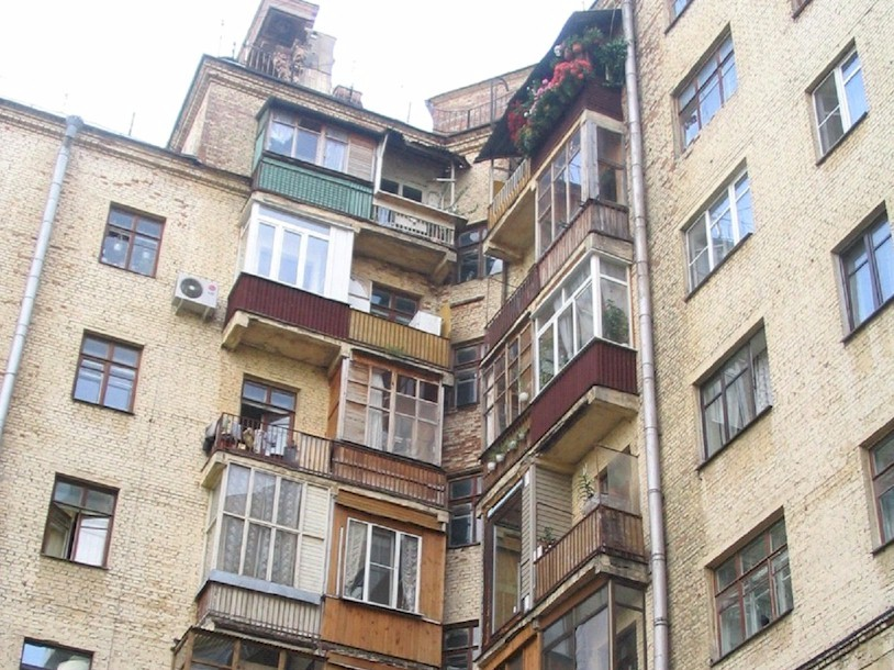 Flats in Moscow