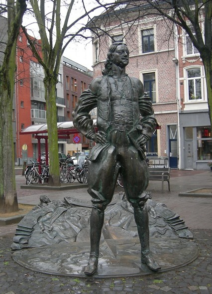 Peter the Great in Antwerp